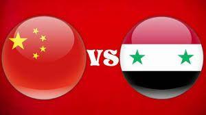 """.@ مباراة سوريا والصين مباشر """" يلا شوت بلس """" 15-6-2021 والقنوات الناقلة في تصفيات آسيا المؤهلة لكأس العالم 2022"""