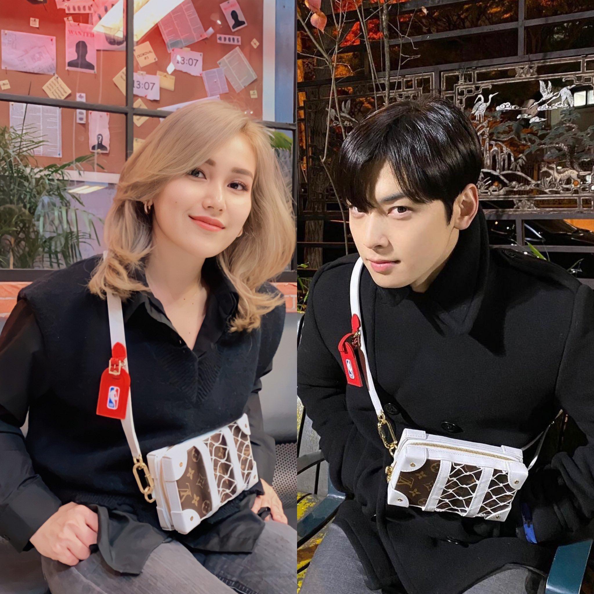Ikuti Aroha Selca Day, Ayu Ting Ting Kembaran Tas Dengan Cha Eun Woo