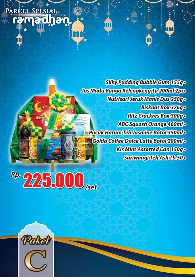 Katalog Parcel Hari Hari Pasar Swalayan Spesial Lebaran 2020