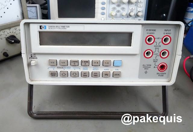 HP 3468A