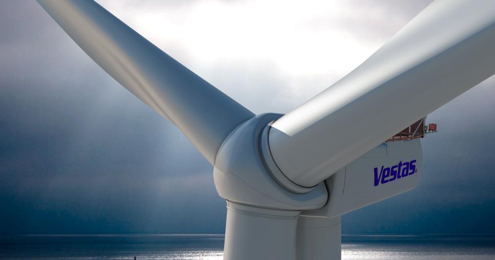 Vestas wind systems acciones