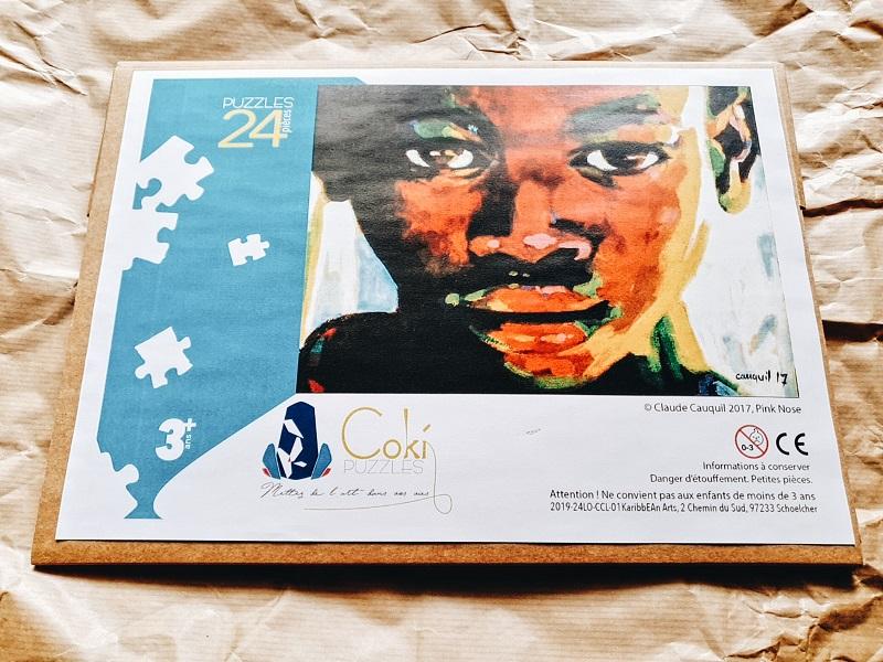 Blog Afro - Coki Puzzles pour enfants et adultes