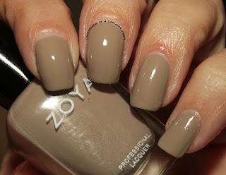 Zoya Urban Grunge One-Coat Cremes - Noah