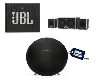 Harga Speaker Bluetooth