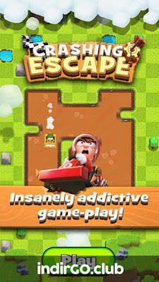 Crashing Escape hile APK