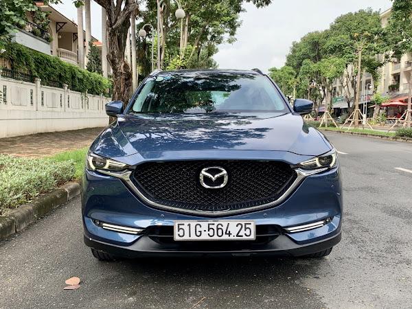 z2126669054534 6b523b9e73f41c83a01290f4a5d3dd6f Mazda CX 5 2.0L sx 2018 một đời chủ duy nhất, mới đi được 35.000km
