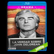 La verdad sobre John DeLorean (2019) HD BDREMUX 1080p Latino