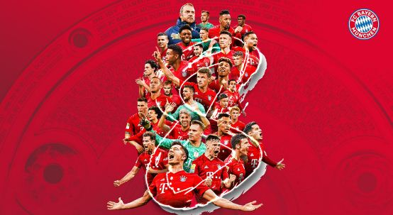 Bayern Munich Juara Bundesliga 2019-2020