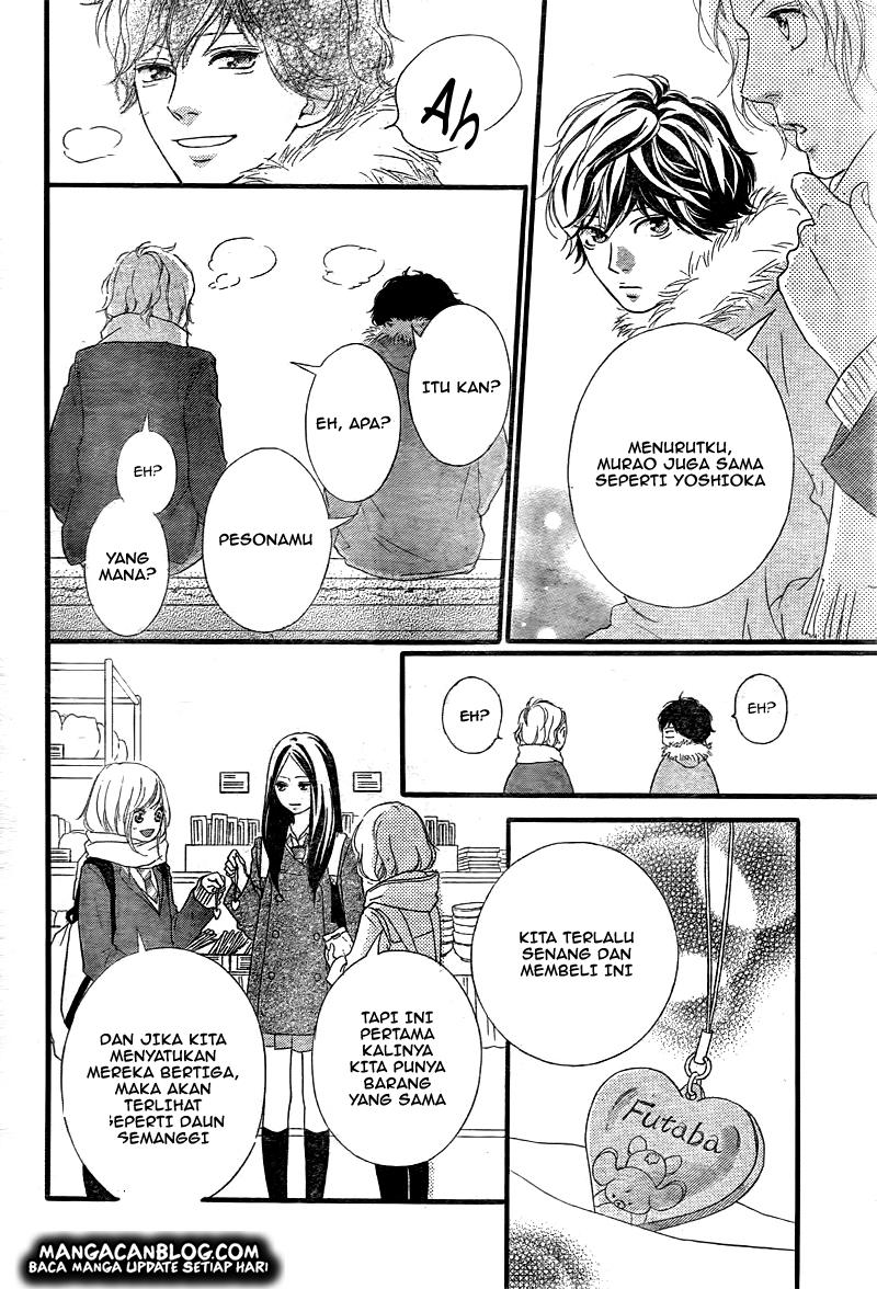 Ao Haru Ride Chapter 38-8