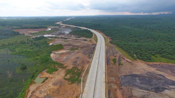 Jalan Tol Ibu Kota Baru Akan Selesai Oktober 2019