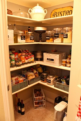 Organizedhome Day 5 Fabulous Pantries The Complete