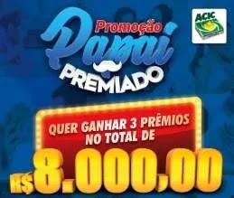 Promoção ACIC Cerejeiras Papai Premiado 8 Mil Reais em Prêmios