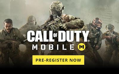 تحديد موعد صدور لعبة Call of Duty Mobile