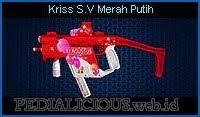 Kriss S.V Merah Putih