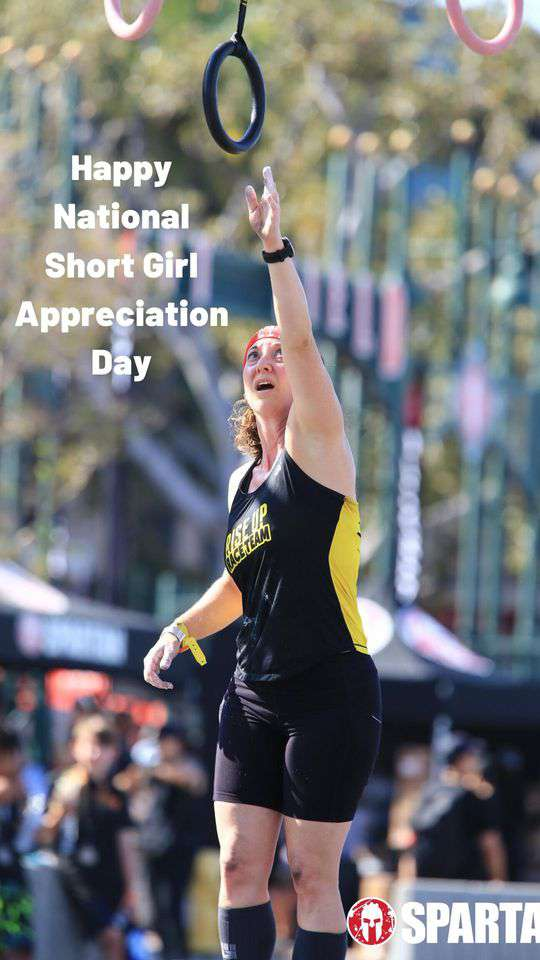 National Short Girl Appreciation Day Wishes For Facebook