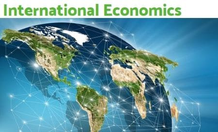 Definition International Economics