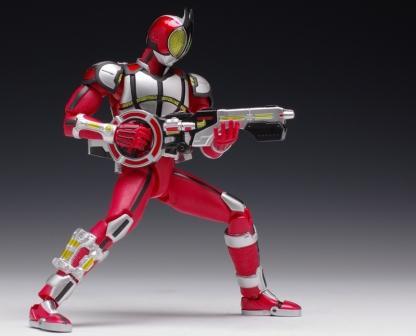 S.H.F Kamen Rider Faiz Blaster Form ~ Toys and Hobbies