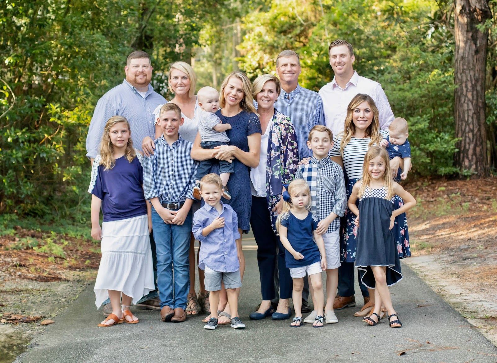 Parker Family Pictures