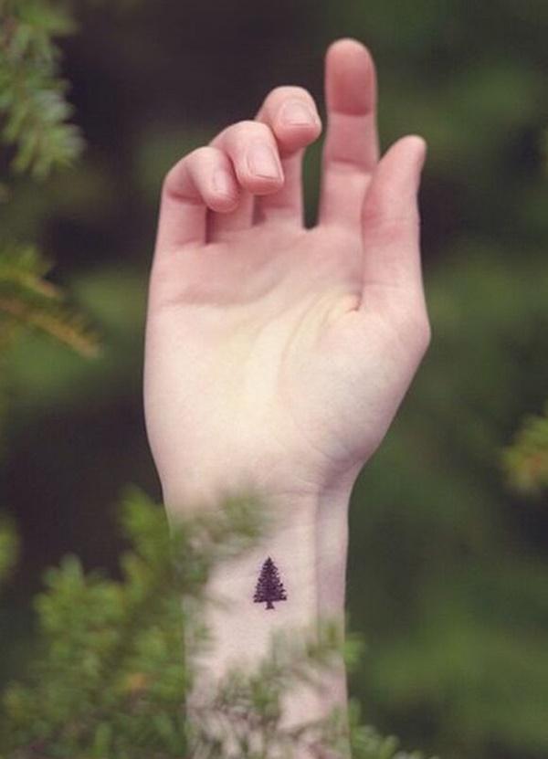 gambar tato yang gampang