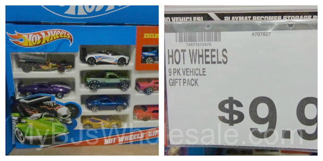 $10 Off Hot Wheels Purchase of $50 or More Coupon