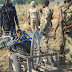 11 Boko Haram terrorists, recover,1 Gun Truck and 4 already prepared Suicide Vests handled by Nigerian Army