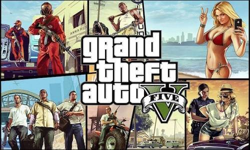 GTA V In Parts Highly Compressed Pc Game Download