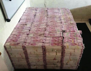 नकली करंसी गैंग का भंडाफोड़, 50 करोड़ रुपए मूल्य के नोट बरामद; आरोपियों में सेना का जवान भी शामिल