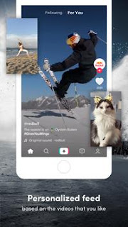 """Tiktok"" Take your videos to the next level with special effects filters, fun stickers, music, and more"