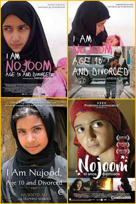 Ana Nojoom bent alasherah wamotalagah / I Am Nojoom, Age 10 and Divorced. 2014.