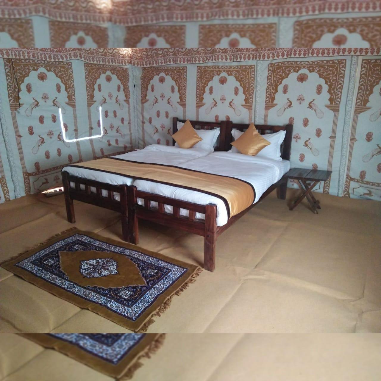 Kumbh Tent Booking Allahabad
