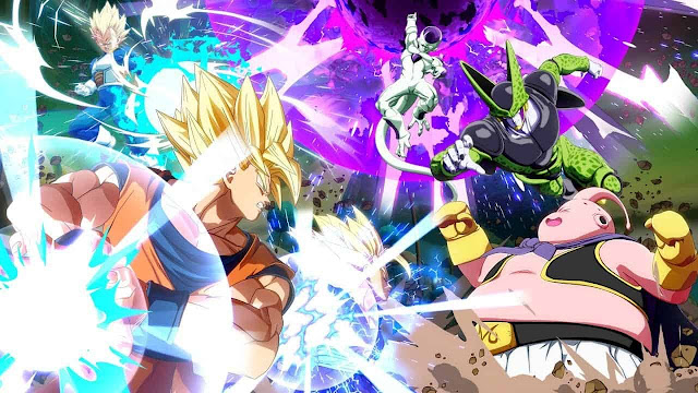"""Dragon Ball FighterZ"" Hot game đối kháng 2018"