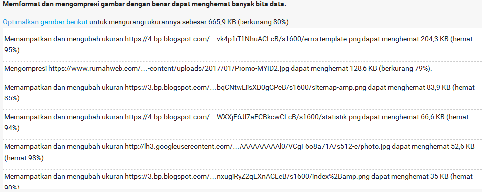 Tips Mempercepat Loading Blogger HTML