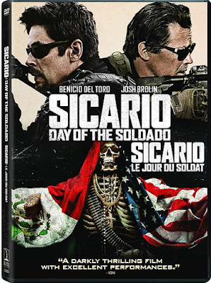 Sicario: Day of the Soldado [2018] [DVD R2] [PAL] [Castellano] [DVD9]