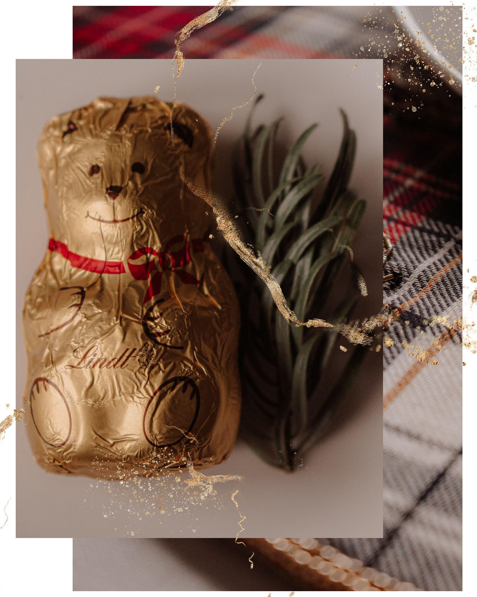 Lindt Gold Chocolate Mini Teddy