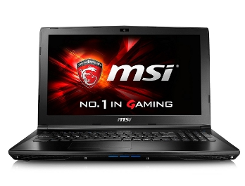 MSI GL62 7QF-1660 15-inch Gaming Laptop