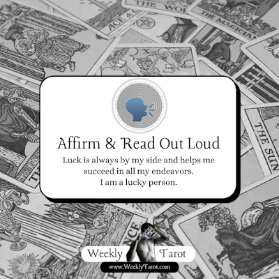 Affirmation with a positive message and vibes to improve our life by the law of attraction using our words and thoughts.