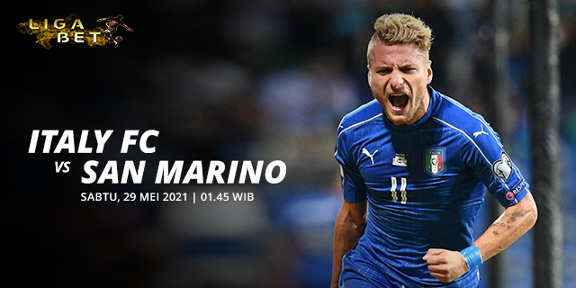 PREDIKSI PARLAY ITALY FC VS SAN MARINO