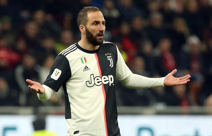 Juventus coach Pirlo revealed  he have told Higuain to leave