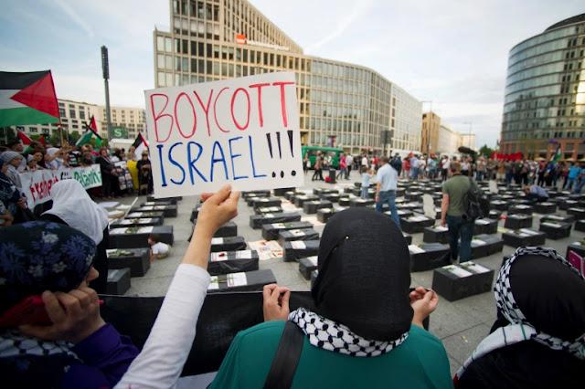 boycott israel by palestine