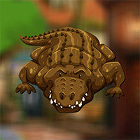 Play AvmGames Crocodile Escape