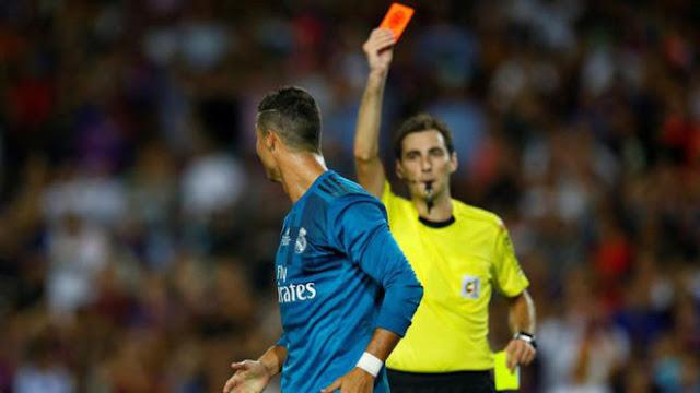 Phán quyết cuối cùng về án phạt của C.Ronaldo