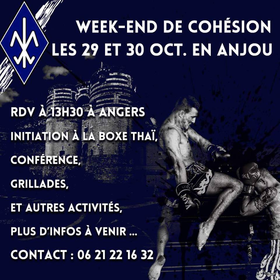 Renouveau fran ais yvelines 78 week end de coh sion for Week end yvelines
