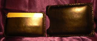 Porte carte et sa pochette