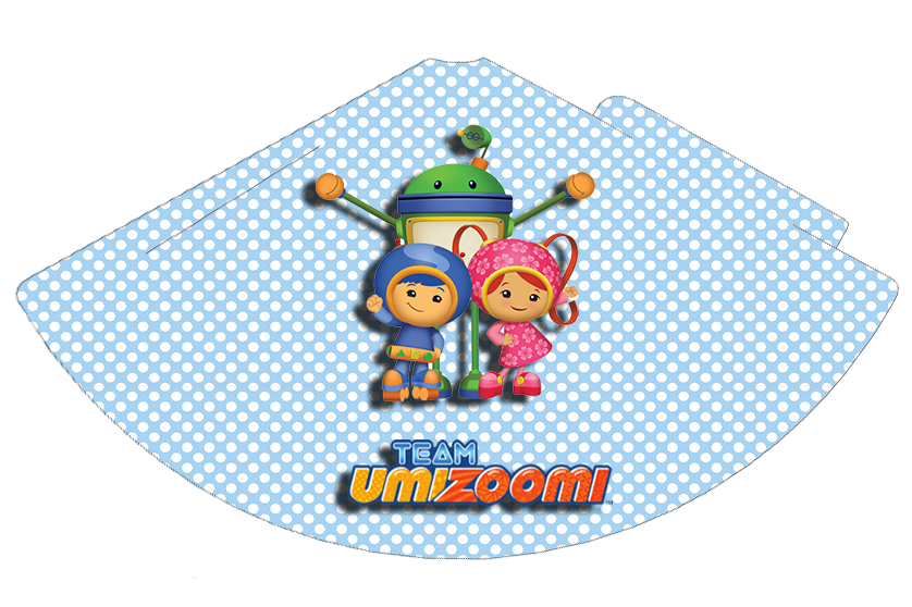 Gorros para imprimir gratis de  Umizoomi