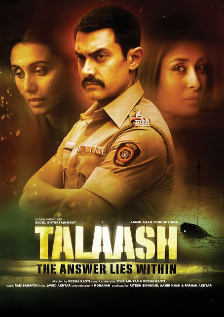 Talaash (2012) (MUSIC VIDEO ALBUM) Untouched – BD50 DTS-HDMA 5.1 ESuBS By-TeaM DuS | G- Drive |