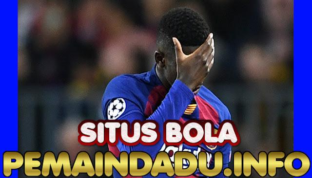 Ousmane Dembele Akan Di Jual Oleh Barcelona Dengan Harga Miring