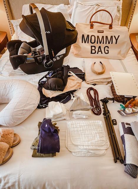 Hospital Bag Must Haves | Hospital Bag for Mom
