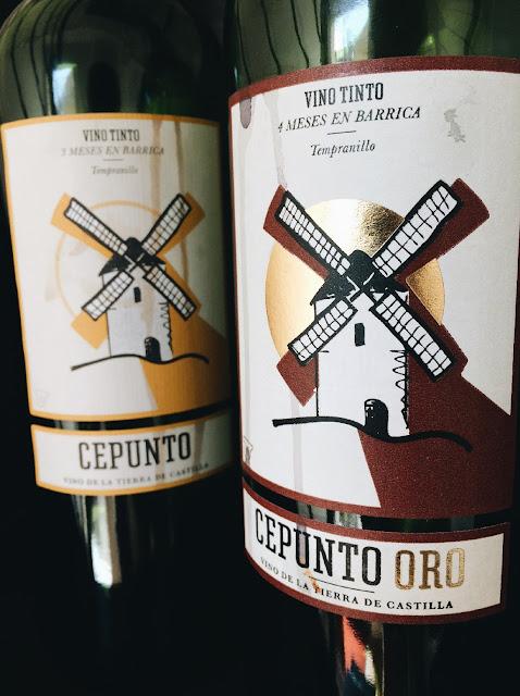 Rotwein aus Spanien: Vino Tinto Cepunto