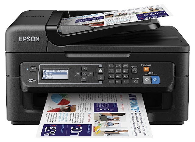 Epson WorkForce WF-2630WF Treiber Download