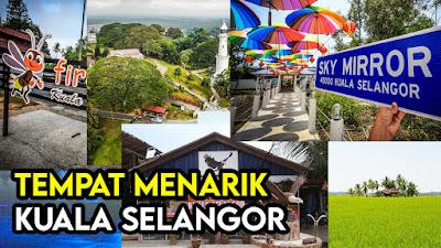 Tempat Menarik Di Kuala Selangor